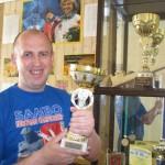 Мой первый тренер. 17 мая – День работников физической культуры и спорта
