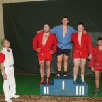 В Ляховичах прошло первенство Республики Беларусь по самбо