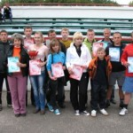 В Ляховичском районе подведены итоги и состоялось награждение победителей круглогодичной районной спартакиады трудовых коллективов