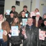 Прошел первый этап спартакиады сельских Советов и трудовых коллективов