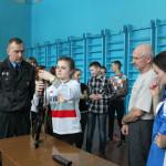 Военно-патриотическая игра «Патриот» прошла в г..п. Богушевск (ФОТО)