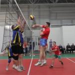 Очередной чемпионат района по волейболу стартовал в Сенно