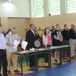 Борцы Сенненской СДЮШОР показали хороший результат на областных соревнованиях по греко-римской борьбе