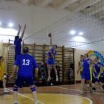 Завершились очередные игры в рамках чемпионата района по волейболу (+фотоотчет)
