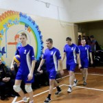 20 января в Сенне стартовал районный чемпионат по волейболу