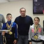 Отметили лучших юных пауэрлифтеров Черновицкой области