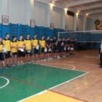 В Черновцах состоялись соревнования по волейболу среди учащейся молодежи