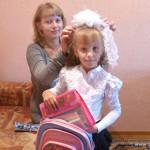 В этом году за парты школ Сенненшчыны сядут более 200 первоклассников.