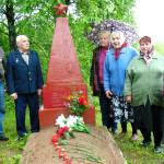 Спустя 68 лет житель Тулы нашел могилу старшего брата, погибшего при освобождении Сенненщины