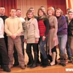 Выпускники Сенненской школы-интерната прошлых лет дали урок выпускникам 2012 года