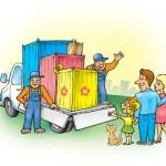 Работники Сенненского жилкоммунхоза проведут обследование частных подворий на предмет наличия у их владельцев договоров на вывоз твёрдых бытовых отходов