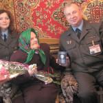Столетний юбилей отметила старейшая жительница Сенненского района