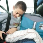 За безопасность детей-пассажиров отвечают взрослые