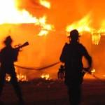 Против пожаров «толокой» действуют в Ходцаўскім сельсовете Сенненского района.