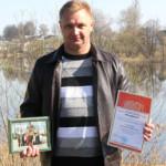 Ко Дню работников физической культуры и спорта. Андрей Соловьёв — №1 в районе и в области
