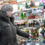 Во сколько обойдется сенненцам новогодняя ёлачка ?
