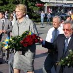 Раиса Богатырева на Волыни говорила о государственную границу
