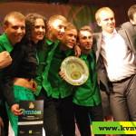 «Оптом дешевле» из Тернополя выиграли лигу КВН «Волынь»