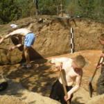 В Шацком районе археологи нашли древнее кладбище