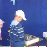 В Луцке для детей открыли читальню под открытым небом
