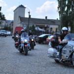 Василий Вирастюк с байкерами в Луцке агитировал за дисциплину на дорогах