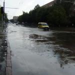 Луцк вчера затопило