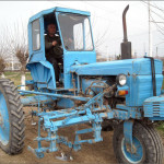 Колківське училище готовит лучших трактористов на Волыни