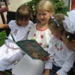 Рожищенська библиотека для детей отметила 100-летию «Лесной песни» Леси Украинки