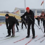 Всемирный день снега отметили в Ляховичах