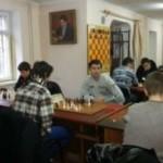 В Черновцах провели соревнования по шахматам среди студентов ВУЗОВ