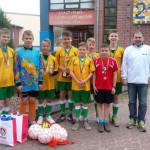 Воспитанники Сенненской школы-интерната победили в республиканском турнире «Футбол-твой друг навсегда!»