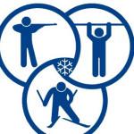 Школьники Сенненшчыны приняли участие в двух зимних шматбор'ях физкультурно-оздоровительных комплексов «Защитник Отечества» и «Здоровье»