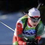 Первые олимпийские медали получили Дарья Домрачева и Сергей Новиков