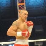 Украинец Александр Усик защитил чемпионский титул нокаутом