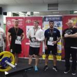 Тяжелоатлет из Богушевска стал третьим в Международном турнире по русскому жиму