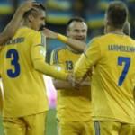 Сборная Украины выпала из ТОП-25 рейтинга ФИФА