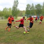 Команда Сенненского района стала четвертой в областной спартакиаде «Сельские игры»