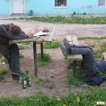 За 2011 в суде Сенненского района рассмотрено более 700 дел за распитие спиртного в общественных и на рабочих местах