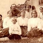 История большой семьи. Уроженец Сенненщины Анатолий Шидловский собрал целую галлерею портретов своих предков