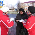 Сенненские «краснокрестовцы» провели акцию антитуберкулёзную