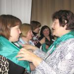 Вступили в ряды активных женщин. Прошло отчетно-выборное собрание Сенненской районной организации ОО «Белорусский союз женщин».