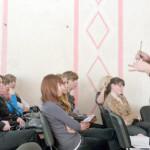 Агроном, врач, доярка…Школьникам Сенненшчыны не первый год помогают выбирать профессию.